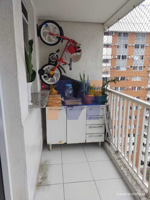 VARANDA  - Apartamento 2 quartos à venda Vicente de Carvalho, Rio de Janeiro - R$ 380.000 - PCAP20253 - 20
