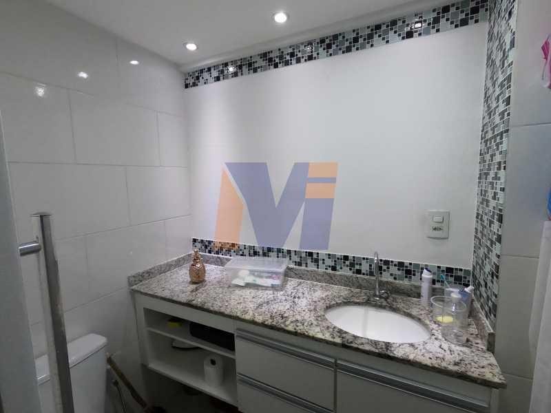 BANHEIRO SUÍTE - Apartamento 3 quartos à venda Vicente de Carvalho, Rio de Janeiro - R$ 488.000 - PCAP30070 - 7