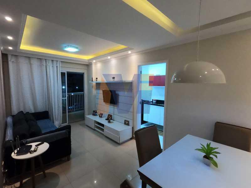 SALA AMPLA - Apartamento 3 quartos à venda Vicente de Carvalho, Rio de Janeiro - R$ 488.000 - PCAP30070 - 1