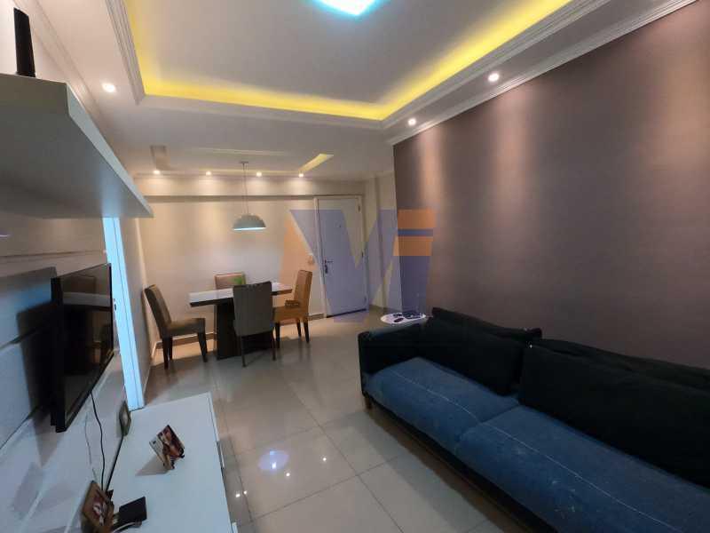 SALA DE TV - Apartamento 3 quartos à venda Vicente de Carvalho, Rio de Janeiro - R$ 488.000 - PCAP30070 - 4
