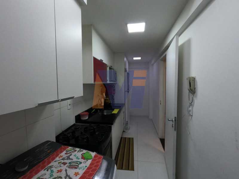 COZINHA E ÁREA - Apartamento 3 quartos à venda Vicente de Carvalho, Rio de Janeiro - R$ 488.000 - PCAP30070 - 6