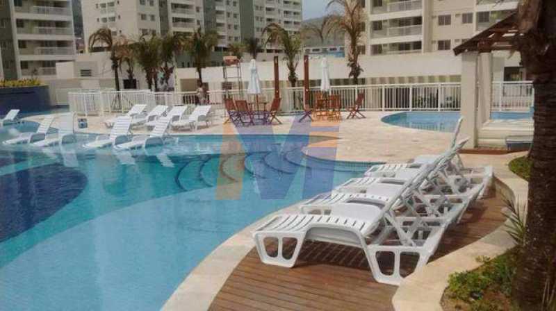 PISCINA  - Apartamento 3 quartos à venda Vicente de Carvalho, Rio de Janeiro - R$ 488.000 - PCAP30070 - 21