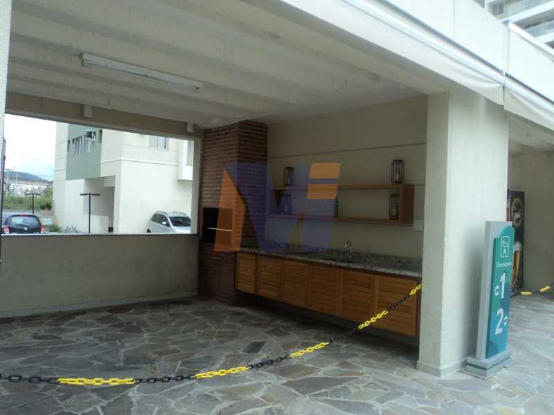 CHURRASQUEIRA  - Apartamento 3 quartos à venda Vicente de Carvalho, Rio de Janeiro - R$ 488.000 - PCAP30070 - 24
