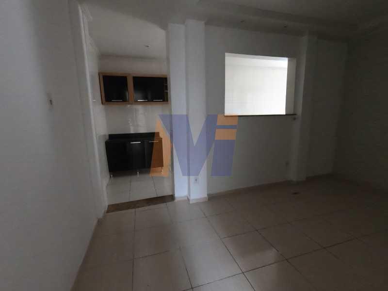 VISTA SALA PARA COZINHA - Apartamento 2 quartos à venda Braz de Pina, Rio de Janeiro - R$ 170.000 - PCAP20257 - 4