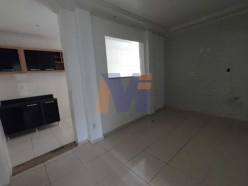 COZINHA AMERICANA - Apartamento 2 quartos à venda Braz de Pina, Rio de Janeiro - R$ 170.000 - PCAP20257 - 5