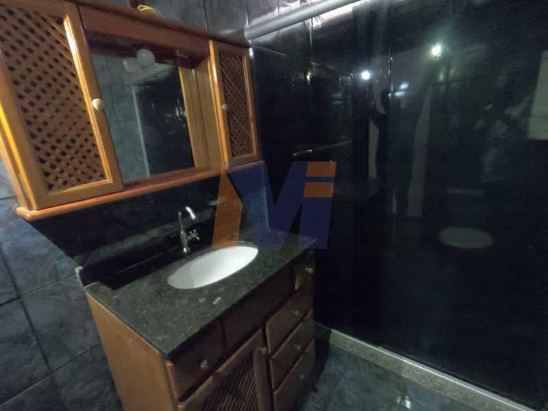 BANHEIRO COM ARMÁRIO - Apartamento 2 quartos à venda Braz de Pina, Rio de Janeiro - R$ 170.000 - PCAP20257 - 13
