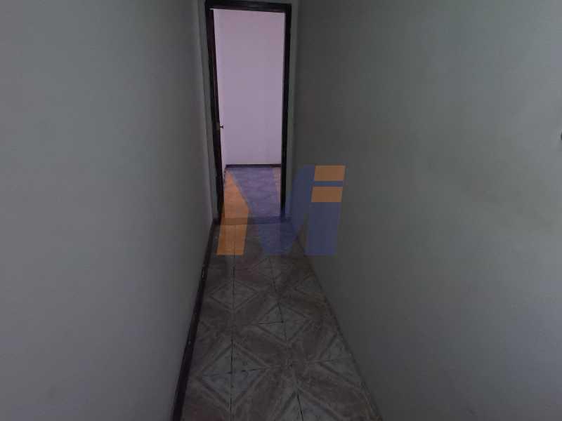 CORREDOR INTERNO - Apartamento 2 quartos à venda Braz de Pina, Rio de Janeiro - R$ 170.000 - PCAP20257 - 15