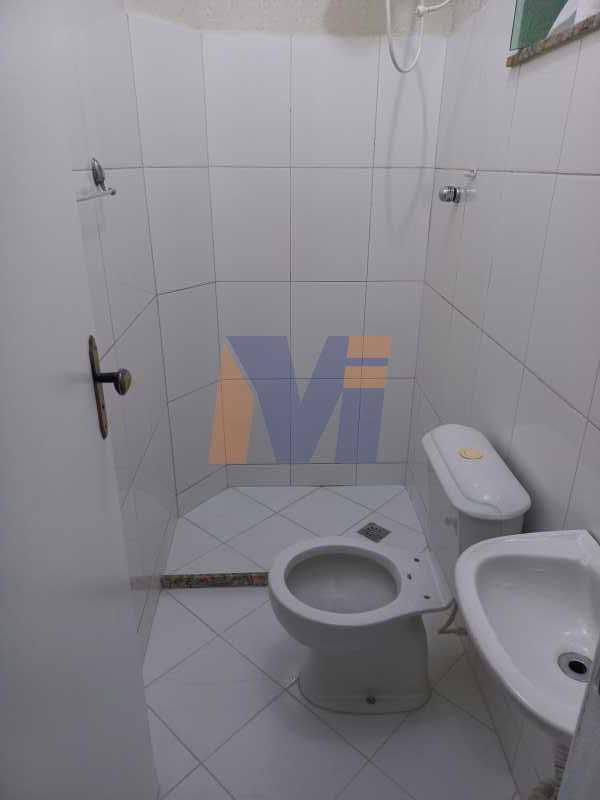 BANHEIRO SOCIAL - Casa no Centro de Rocha Miranda - PCCV20005 - 10