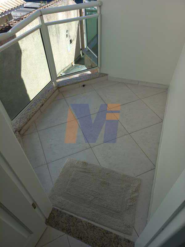 VARANDA  - Casa no Centro de Rocha Miranda - PCCV20005 - 15