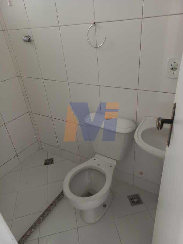 BANHEIRO - Casa no Centro de Rocha Miranda - PCCV20005 - 16