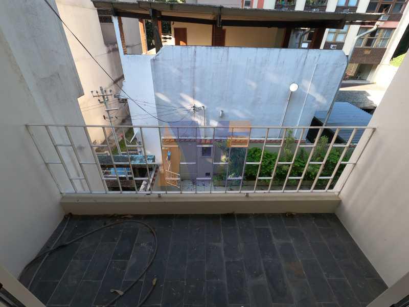 GOPR3368 - Casa na Tijuca rua Uruguai - PCCV50001 - 20