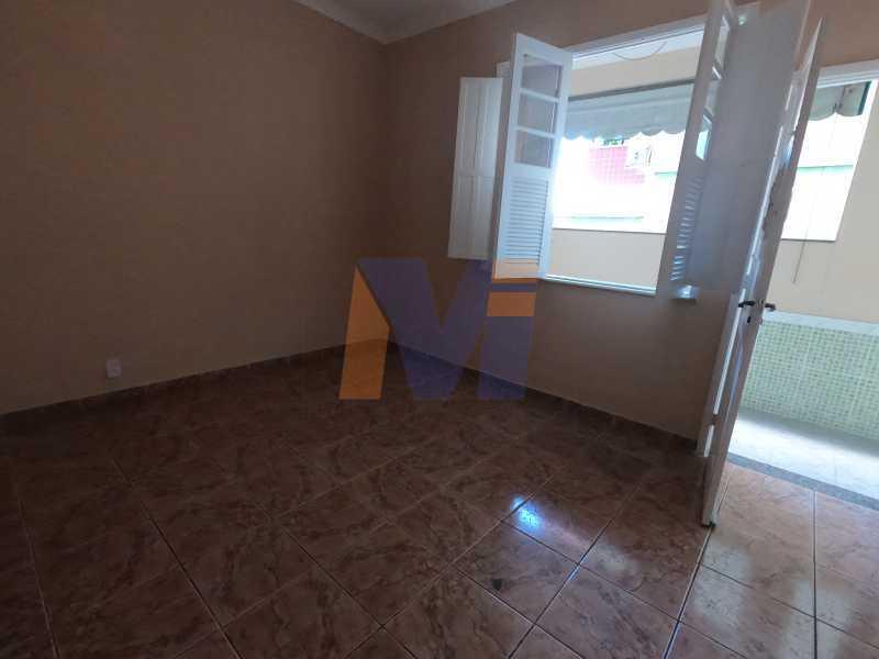 SALA EM PISO CERÂMICA  - Apartamento 1 quarto para alugar Vila da Penha, Rio de Janeiro - R$ 800 - PCAP10028 - 1