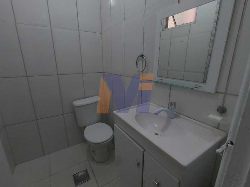 BANHEIRO - Apartamento 1 quarto para alugar Vila da Penha, Rio de Janeiro - R$ 800 - PCAP10028 - 7