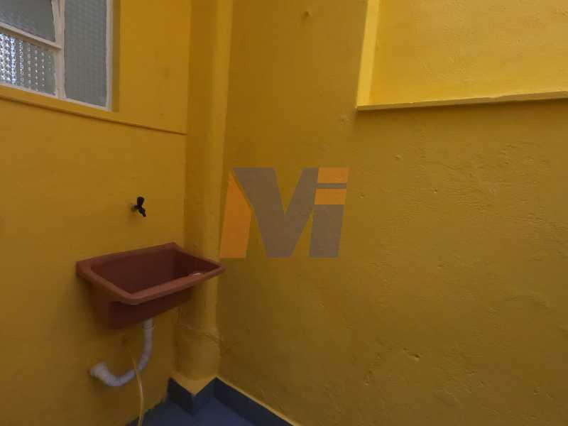 TANQUE DA ÁREA - Apartamento 1 quarto para alugar Vila da Penha, Rio de Janeiro - R$ 800 - PCAP10028 - 10