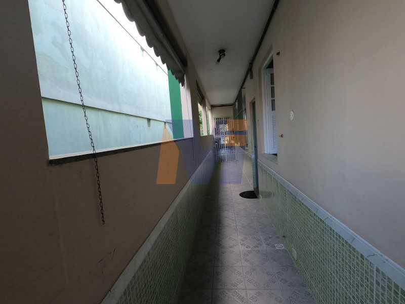 CORREDOR DO PRÉDIO  - Apartamento 1 quarto para alugar Vila da Penha, Rio de Janeiro - R$ 800 - PCAP10028 - 12