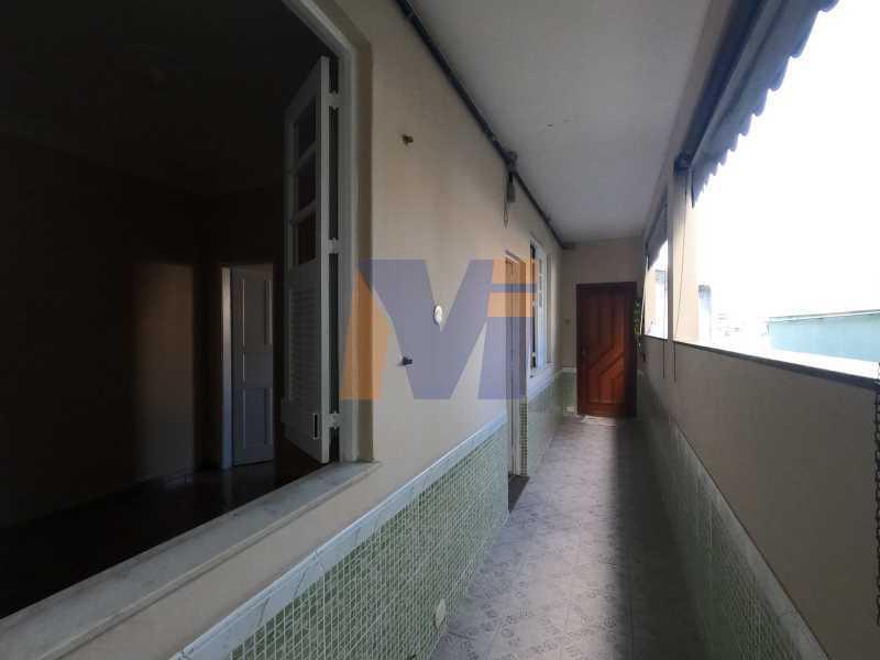 JANELAS DE MADEIRA PINTADAS - Apartamento 1 quarto para alugar Vila da Penha, Rio de Janeiro - R$ 800 - PCAP10028 - 13
