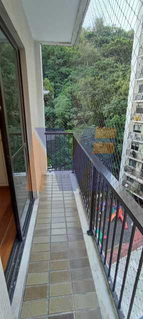 IMG_20210810_163106 - Apartamento para alugar Rua Pio Correia,Jardim Botânico, Rio de Janeiro - R$ 2.600 - PCAP20265 - 14