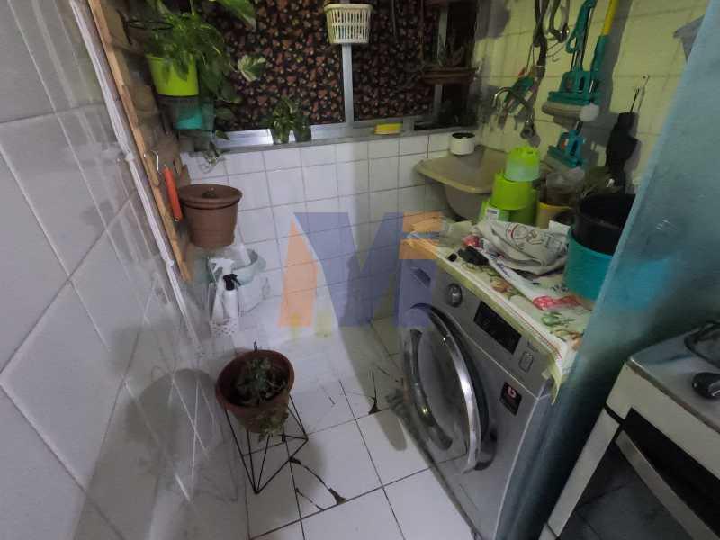 ÁREA DE SERVIÇO - Apartamento 2 quartos à venda Rocha Miranda, Rio de Janeiro - R$ 190.000 - PCAP20266 - 4