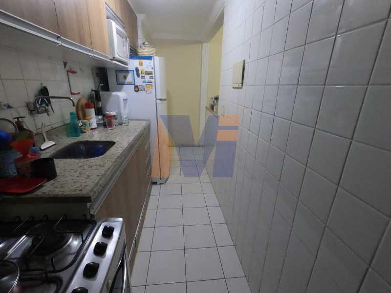 COZINHA COM ARMÁRIOS - Apartamento 2 quartos à venda Rocha Miranda, Rio de Janeiro - R$ 190.000 - PCAP20266 - 5