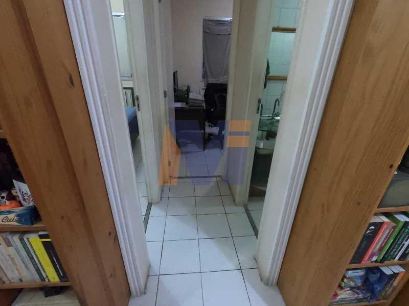 ÁREA DE CIRCULAÇÃO - Apartamento 2 quartos à venda Rocha Miranda, Rio de Janeiro - R$ 190.000 - PCAP20266 - 13