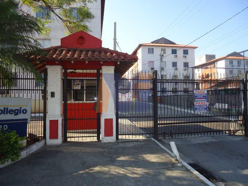 DSC04794 - Apartamento 2 quartos à venda Rocha Miranda, Rio de Janeiro - R$ 190.000 - PCAP20266 - 14