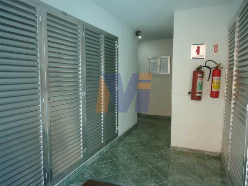 ENTRADA DO PRÉDIO - Apartamento 2 quartos à venda Rocha Miranda, Rio de Janeiro - R$ 190.000 - PCAP20266 - 15