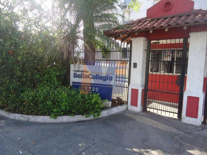 PORTARIA DO CONDOMÍNIO - Apartamento 2 quartos à venda Rocha Miranda, Rio de Janeiro - R$ 190.000 - PCAP20266 - 20