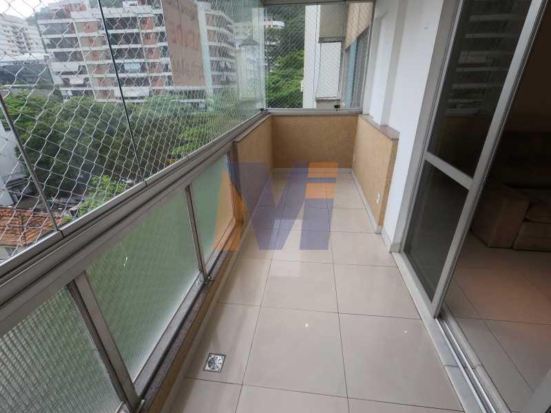 VARANDA VISTA LIVRE - Apartamento 3 quartos à venda Humaitá, Rio de Janeiro - R$ 1.770.000 - PCAP30077 - 7