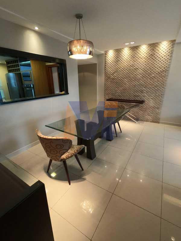 SALA ILUMINAÇÃO  - Apartamento 3 quartos à venda Humaitá, Rio de Janeiro - R$ 1.770.000 - PCAP30077 - 8