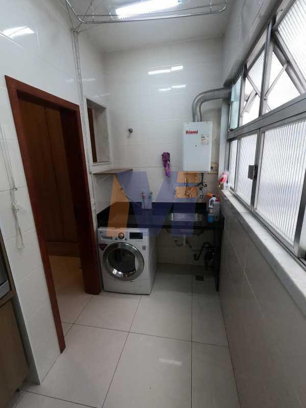 ÁREA DE SERVIÇO - Apartamento 3 quartos à venda Humaitá, Rio de Janeiro - R$ 1.770.000 - PCAP30077 - 10