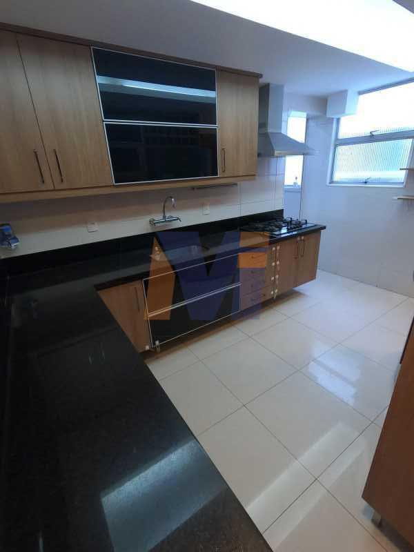 COZINHA PLANEJADA - Apartamento 3 quartos à venda Humaitá, Rio de Janeiro - R$ 1.770.000 - PCAP30077 - 11
