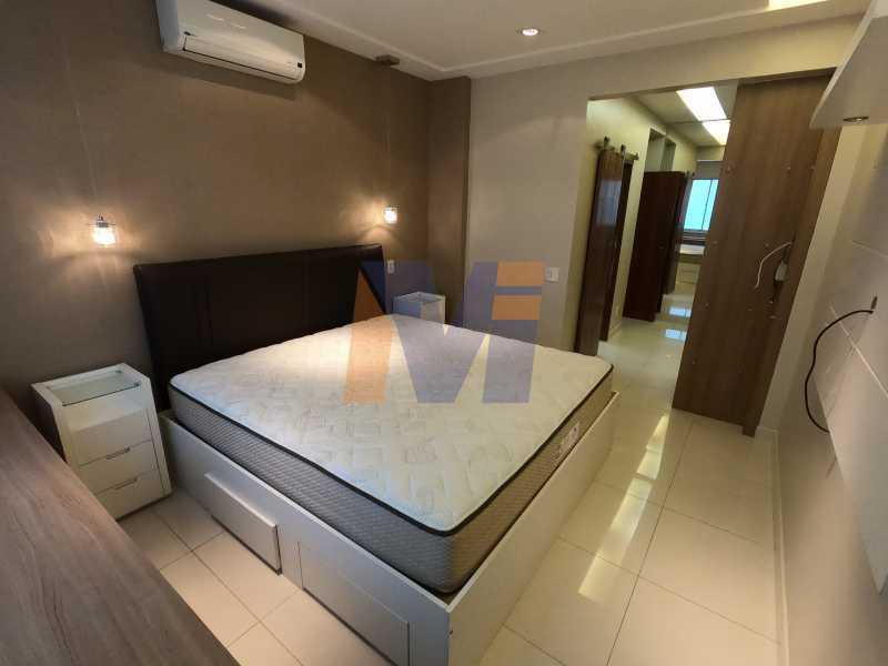 SUITE  - Apartamento 3 quartos à venda Humaitá, Rio de Janeiro - R$ 1.770.000 - PCAP30077 - 13
