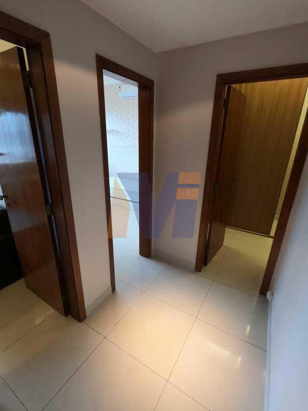 ÁREA DE CIRCULAÇÃO - Apartamento 3 quartos à venda Humaitá, Rio de Janeiro - R$ 1.770.000 - PCAP30077 - 14