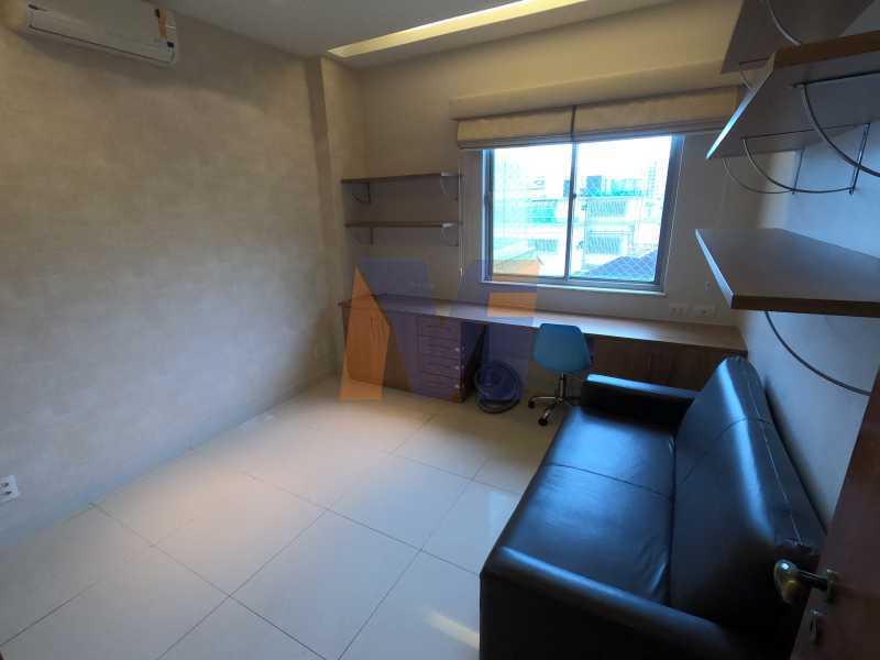 QUARTO REV ESCRITÓRIO  - Apartamento 3 quartos à venda Humaitá, Rio de Janeiro - R$ 1.770.000 - PCAP30077 - 15