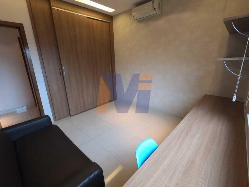 QUARTO ESCRITÓRIO - Apartamento 3 quartos à venda Humaitá, Rio de Janeiro - R$ 1.770.000 - PCAP30077 - 16