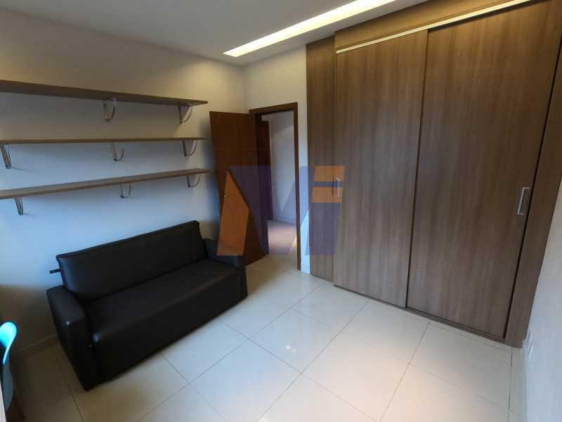 QUARTO ESCRITÓRIO - Apartamento 3 quartos à venda Humaitá, Rio de Janeiro - R$ 1.770.000 - PCAP30077 - 17