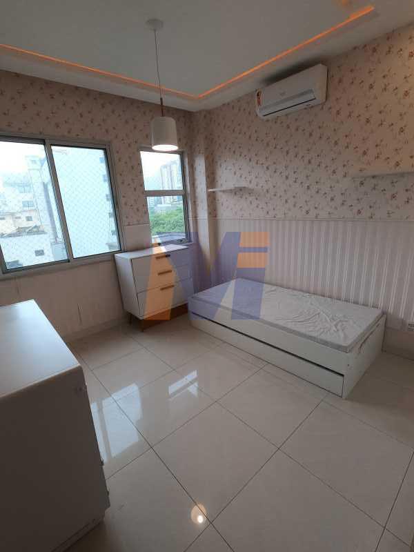 QUARTO Nº2 - Apartamento 3 quartos à venda Humaitá, Rio de Janeiro - R$ 1.770.000 - PCAP30077 - 18