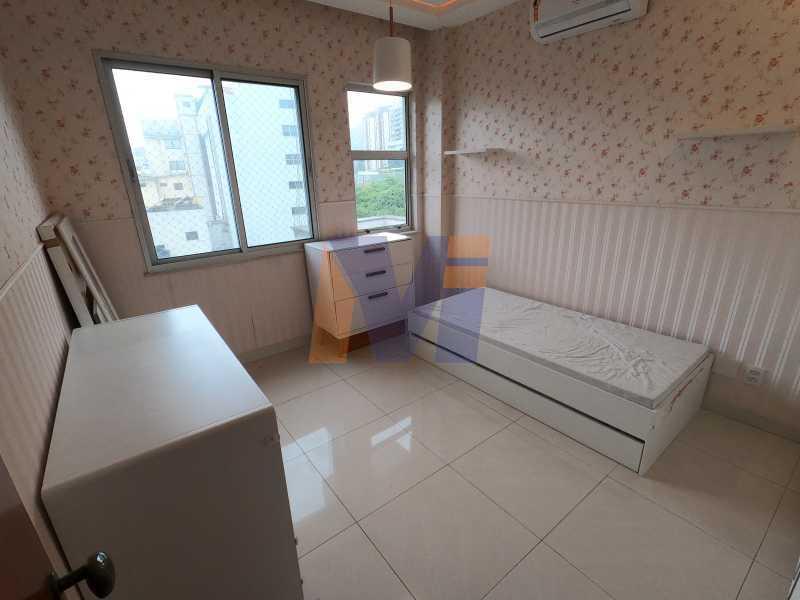 QUARTO Nº 2 - Apartamento 3 quartos à venda Humaitá, Rio de Janeiro - R$ 1.770.000 - PCAP30077 - 19