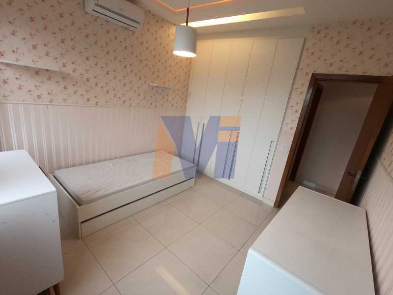 QUARTO Nº 2 - Apartamento 3 quartos à venda Humaitá, Rio de Janeiro - R$ 1.770.000 - PCAP30077 - 20