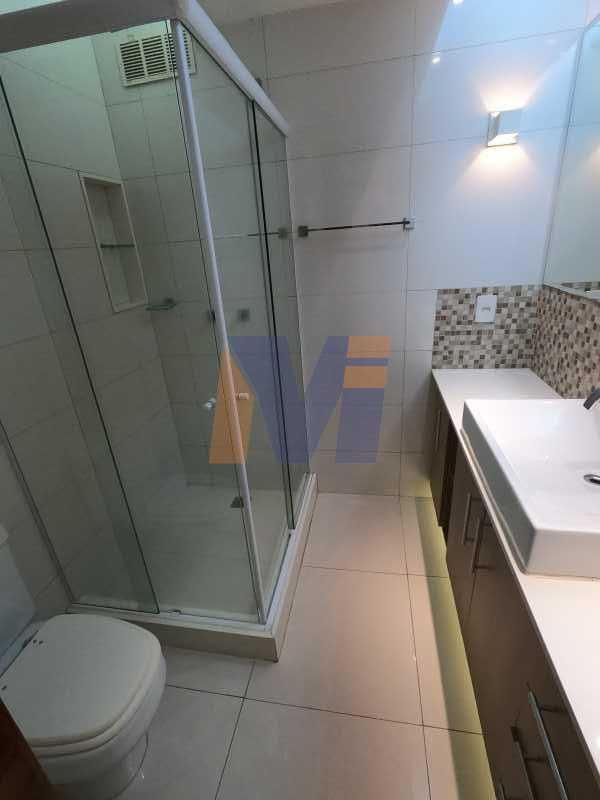 BANHEIRO SUÍTE - Apartamento 3 quartos à venda Humaitá, Rio de Janeiro - R$ 1.770.000 - PCAP30077 - 22