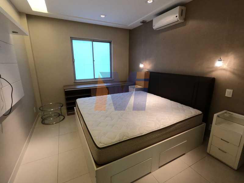 SUITE  - Apartamento 3 quartos à venda Humaitá, Rio de Janeiro - R$ 1.770.000 - PCAP30077 - 23