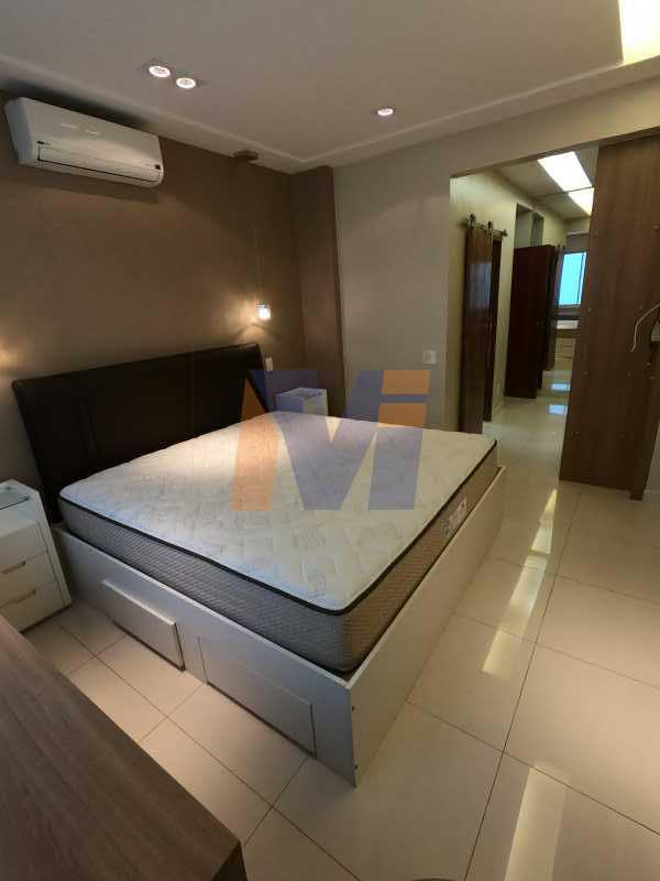 SUITE AMPLA  - Apartamento 3 quartos à venda Humaitá, Rio de Janeiro - R$ 1.770.000 - PCAP30077 - 24