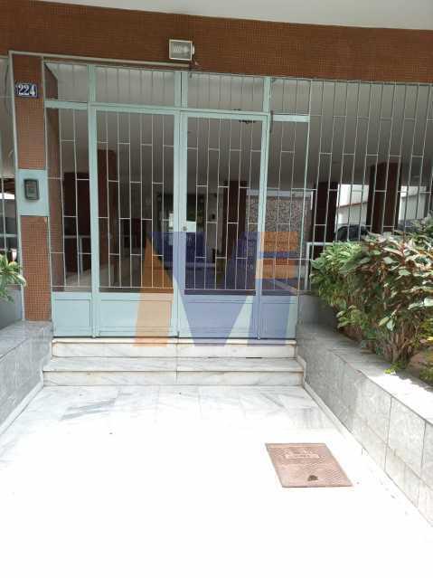 ENTRADA DO PRÉDIO - Apartamento 2 quartos à venda Cachambi, Rio de Janeiro - R$ 190.000 - PCAP20271 - 4