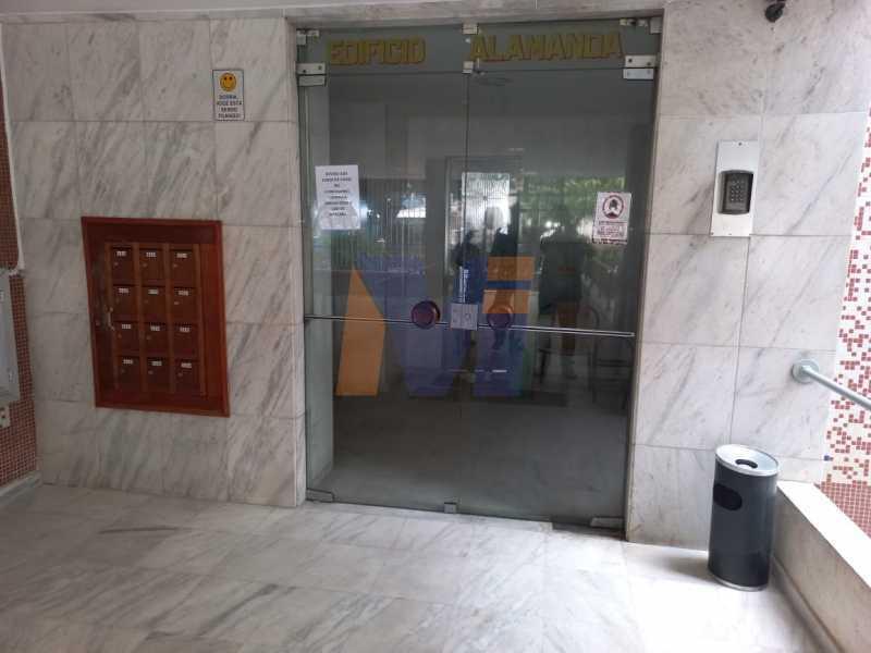 PORTA BLINDEX DO PRÉDIO  - Apartamento 2 quartos à venda Cachambi, Rio de Janeiro - R$ 190.000 - PCAP20271 - 5