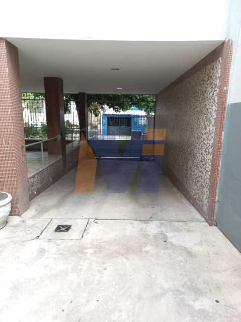 ÁREA DO PRÉDIO - Apartamento 2 quartos à venda Cachambi, Rio de Janeiro - R$ 190.000 - PCAP20271 - 6