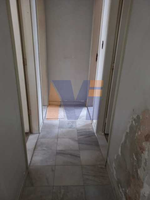 CORREDOR DO APARTAMENTO  - Apartamento 2 quartos à venda Cachambi, Rio de Janeiro - R$ 190.000 - PCAP20271 - 9