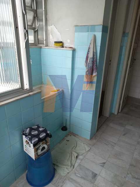 ÁREA DE SERVIÇO - Apartamento 2 quartos à venda Cachambi, Rio de Janeiro - R$ 190.000 - PCAP20271 - 14