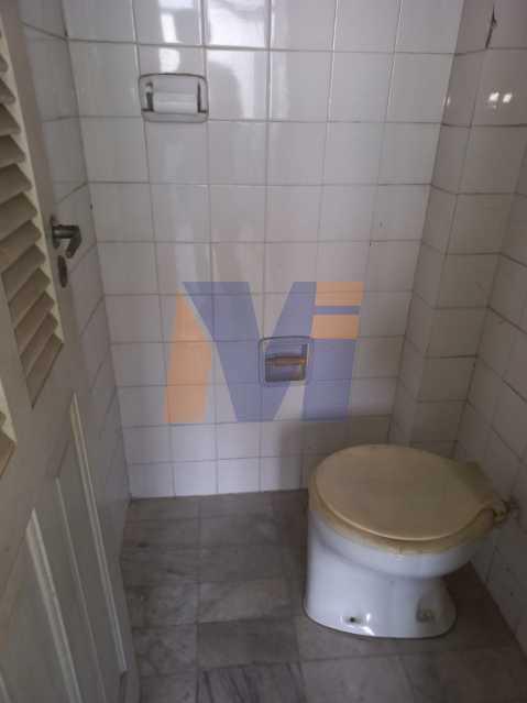 BANHEIRO SERVIÇO - Apartamento 2 quartos à venda Cachambi, Rio de Janeiro - R$ 190.000 - PCAP20271 - 15