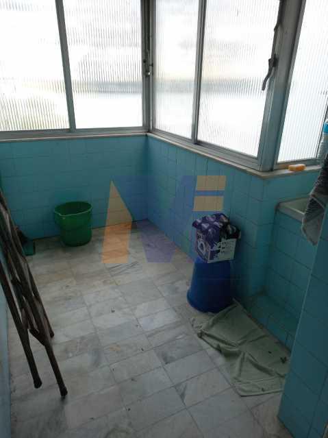 ÁREA SERVIÇO SEPARADA - Apartamento 2 quartos à venda Cachambi, Rio de Janeiro - R$ 190.000 - PCAP20271 - 20