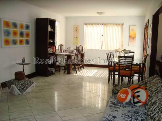 DSC02246 - Casa em condomínio Fechado, com quatro suítes piscina e jardim. - FRCN50009 - 1